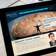Vellum Launches New site for technology client