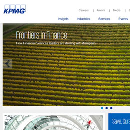 Content Marketing for KPMG Enterprise