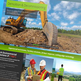 Branding + Website for <br />Environmental Services<br />Company